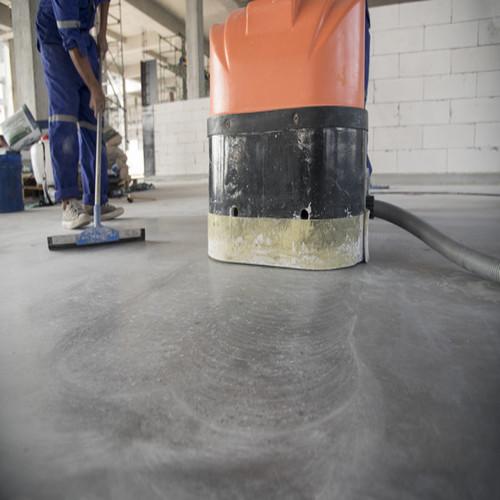 concrete resurfacing in garage