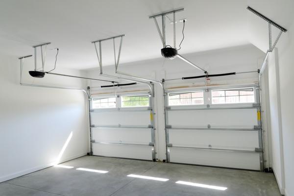 concrete garage polishing