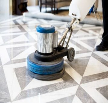 concrete polishing floors
