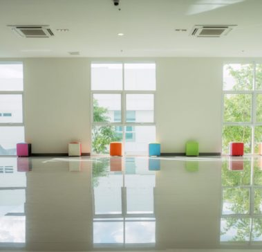 commercial epoxy floor
