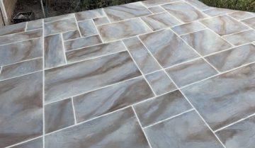 concrete resurfacing overlay