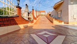 concrete stamping contractor pembroke pines