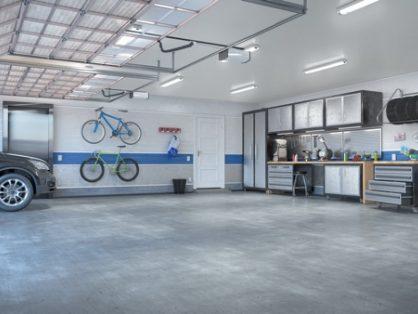 epoxy garage floor in fort lauderdale
