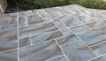 concrete stamping contractor hialeah
